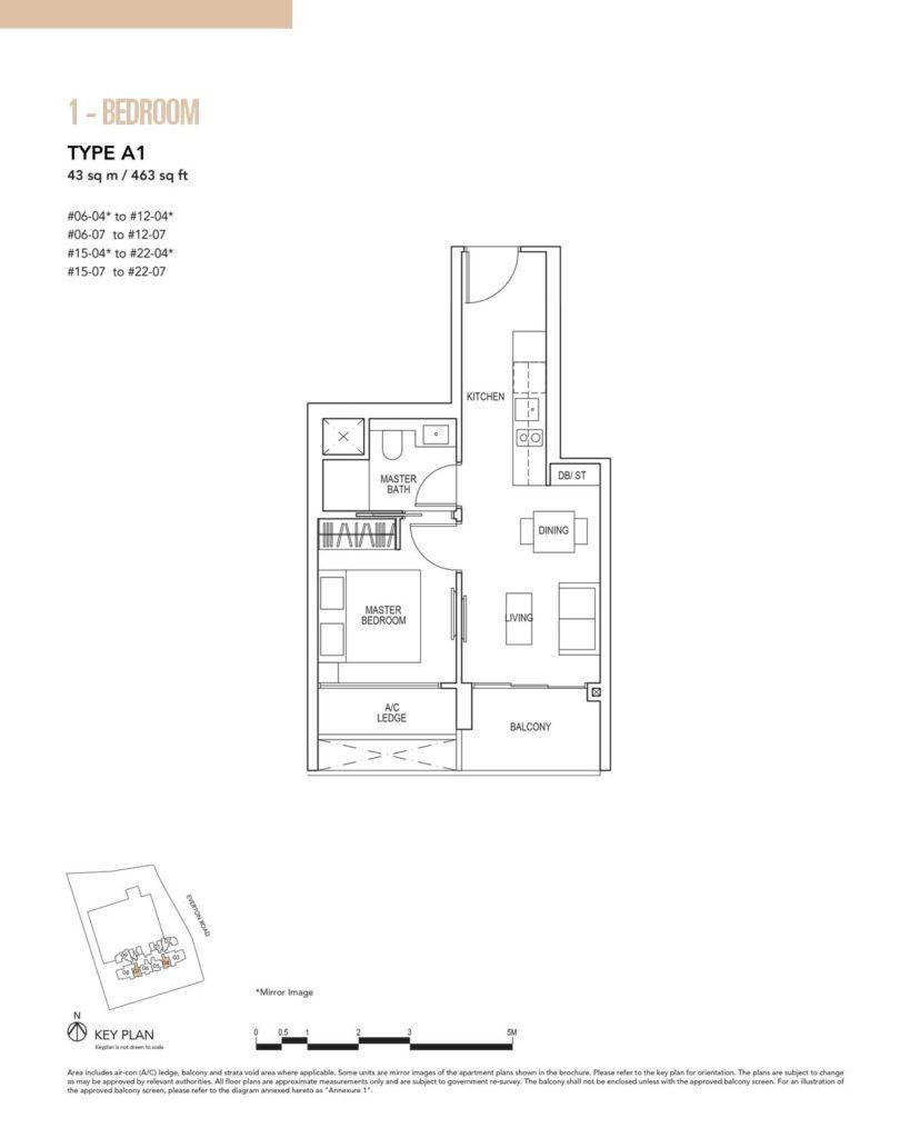 sky-everton-1-bedroom-type-a1