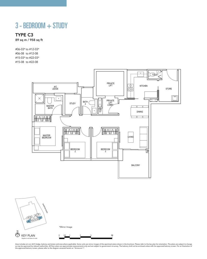 sky-everton-3-bedroom-study-type-c3