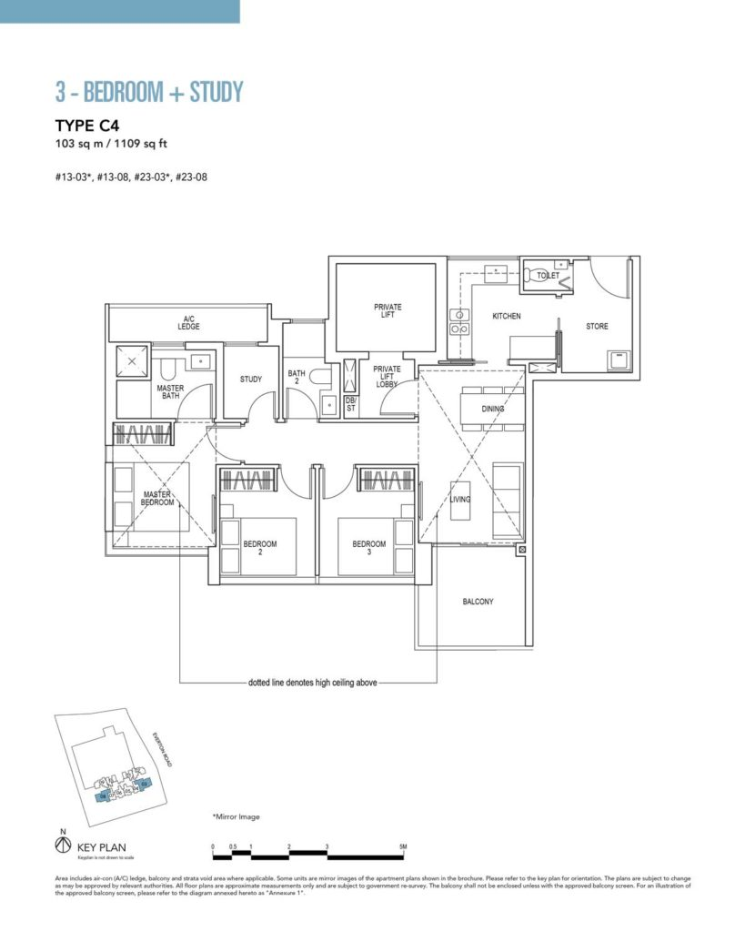 sky-everton-3-bedroom-study-type-c4